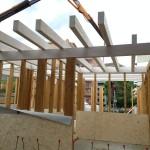 Struttura portante Casa in LegnoStruttura portante Casa in Legno