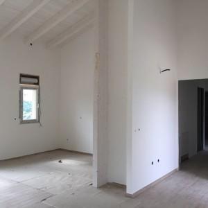 casa legno interna