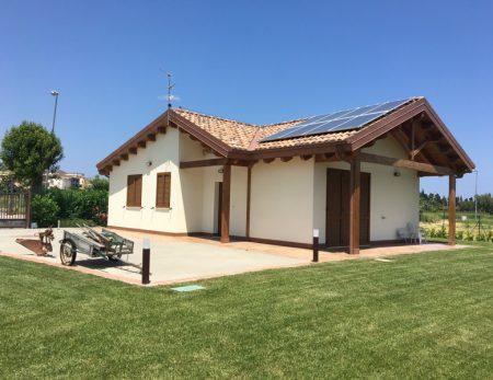foto casa legno roseto