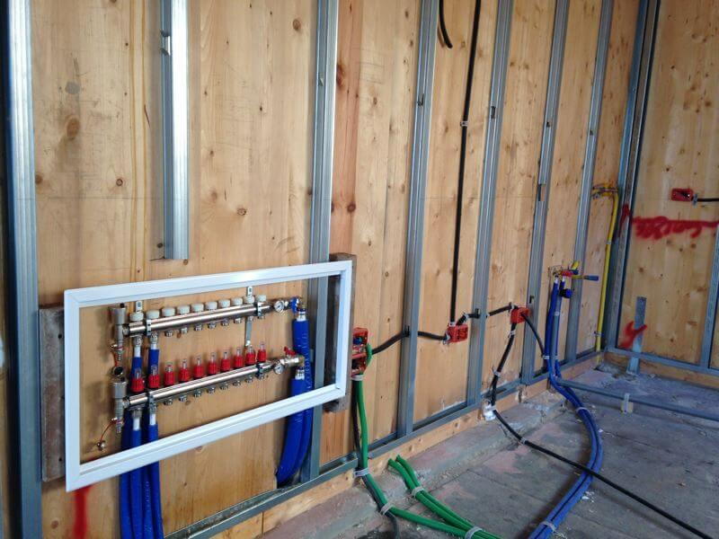 Impianto elettrico case in legno for Impianto elettrico casa in legno