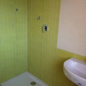rivestimento bagni casa legno