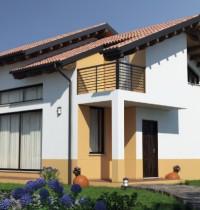 Casa in Legno Urb01