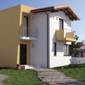 Casa in Legno URB05