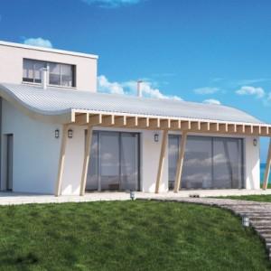 Casa in Legno URB07