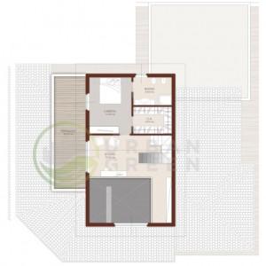 progetto casa in legno bipiano