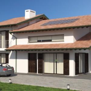 Casa in Legno URB11
