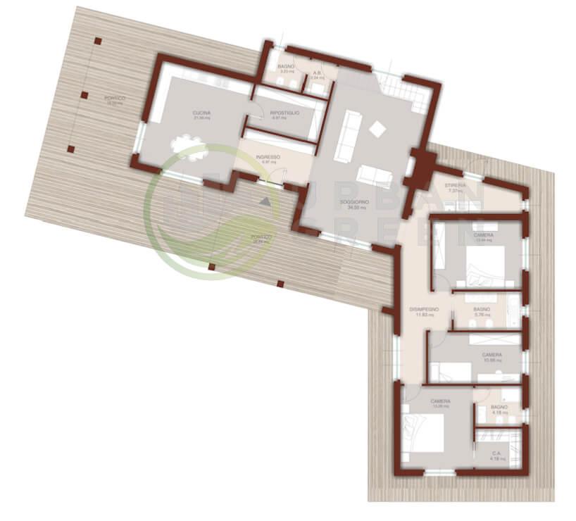 Case piano terra progetti yo94 regardsdefemmes for Nuove case a un piano