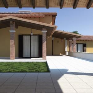 Casa in Legno URB12