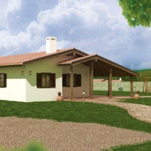 Casa in Legno URB13