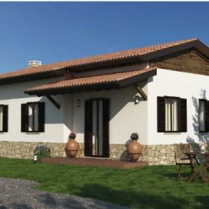 Casa in Legno URB14