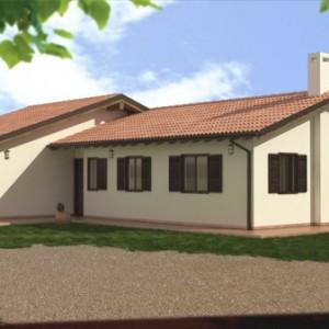 Casa in Legno URB15
