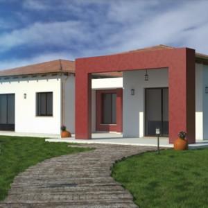 Casa in Legno URB18