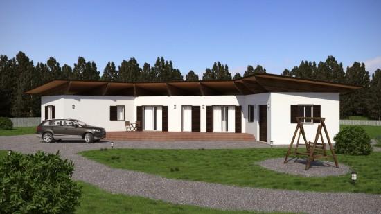 Casa in Legno URB20