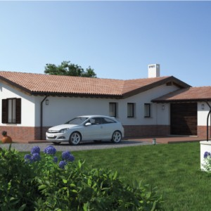 Casa in Legno URB21Casa in Legno URB21