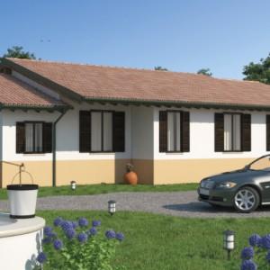 Casa in Legno URB22Casa in Legno URB22