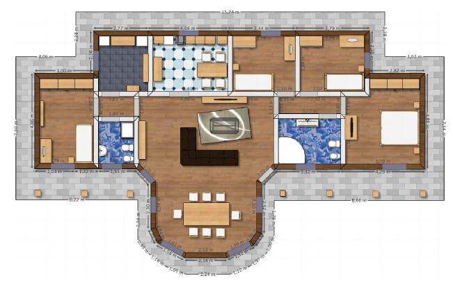 Casa in Legno URB25