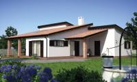 Casa in Legno 140mq