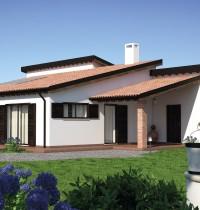 Casa in Legno URB26