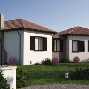 progetto Casa in Legno monopiano