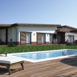 Casa in Legno 200mq