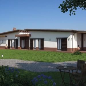 Casa in Legno 200mq monopiano