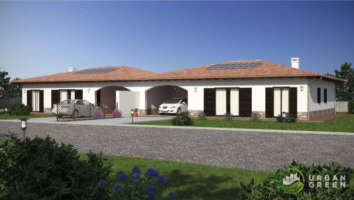 Case in legno case di legno prefabbricate romania case for Casa in legno romania