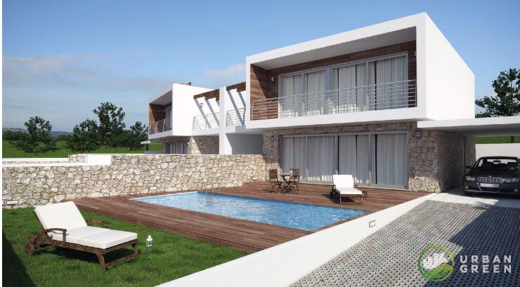 Progettazione Casa In Legno : Casa in legno bifamiliare urb urban green