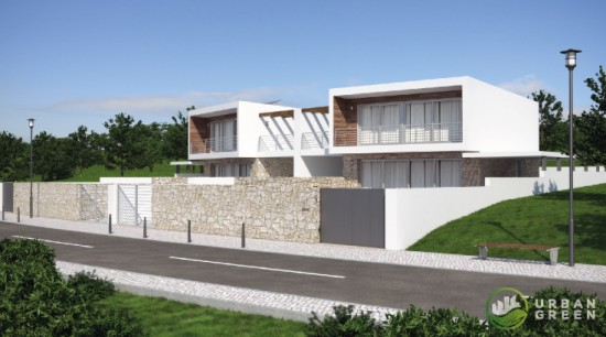 Archivi portafoglio urban green case in legno for Progetti ville bifamiliari moderne