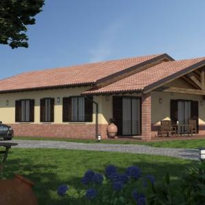 Casa in Legno URB17