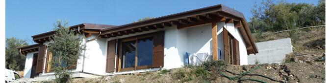 case in legno e bioedilizia