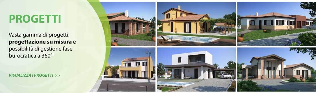 case in legno urban green progetti