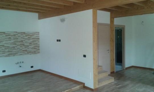 Foto interni case in legno for Interni di case in legno contemporanee