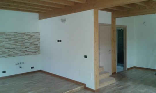 Foto interni case in legno - Case prefabbricate interni ...