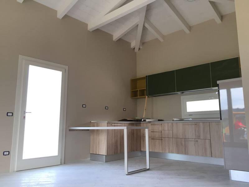 Interno casa in legno jl06 pineglen for Interni case americane