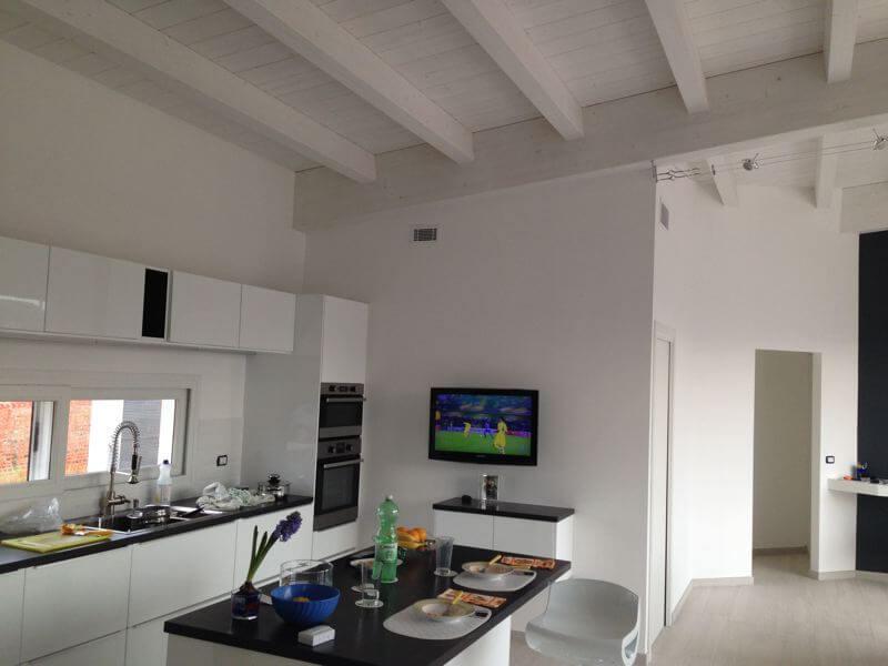 Case In Legno Interni : Foto interni case in legno