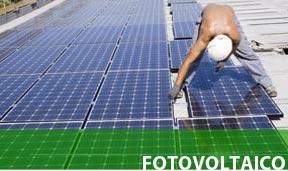 fotovoltaico case in legno