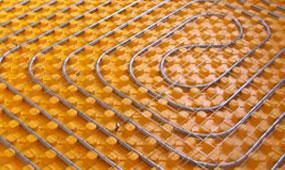 Impianto termico e riscaldamento a pavimento