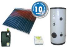 impianto solare termico casa classe A