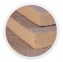lana di roccia alta densita per coibentazioni case in legno