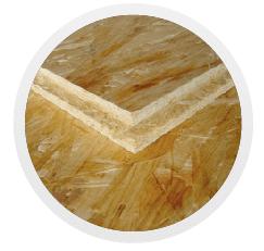 pannelli osb per la chiusura delle pareti interne ed esterne case in legno