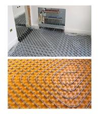 riscaldamento a pavimento casa in legno classe a