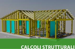 calcoli strutturali case in legno