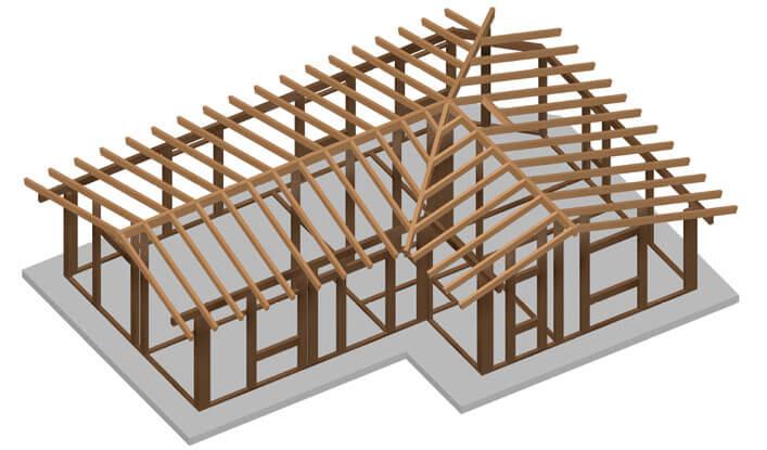 calcolo strutturale casa in legno