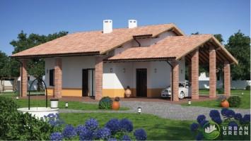 Casa in Legno URB23