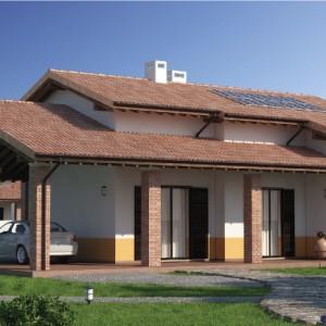 Casa in Legno URB23Casa in Legno URB23