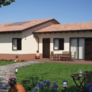 Casa in Legno da 140mq